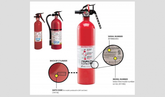 Massive Fire Extinguisher Recall title=