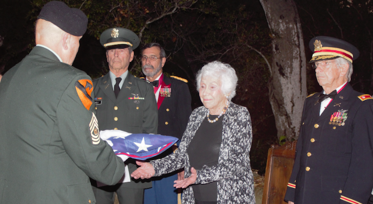 PCVF Honors Life of Local Veteran
