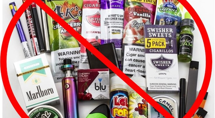 Goleta City Council Approves Flavored Tobacco Ban Ordinance title=