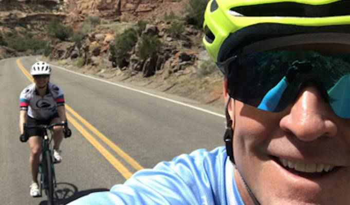Going the Extra Mile for Diabetes Research title=
