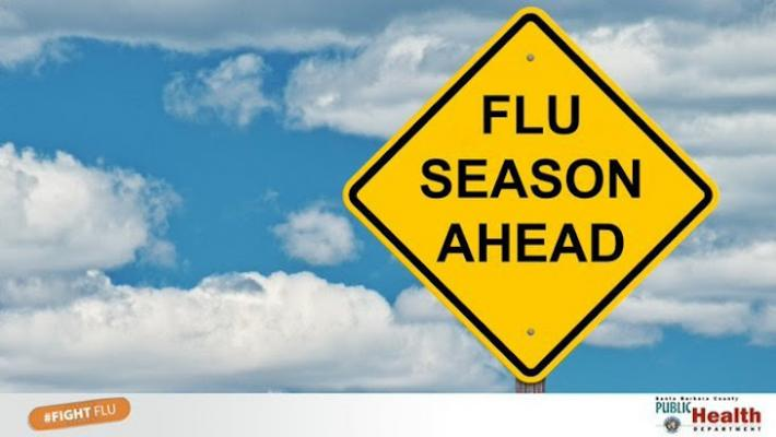 Santa Barbara County Public Health Urges Residents to get Flu Shots