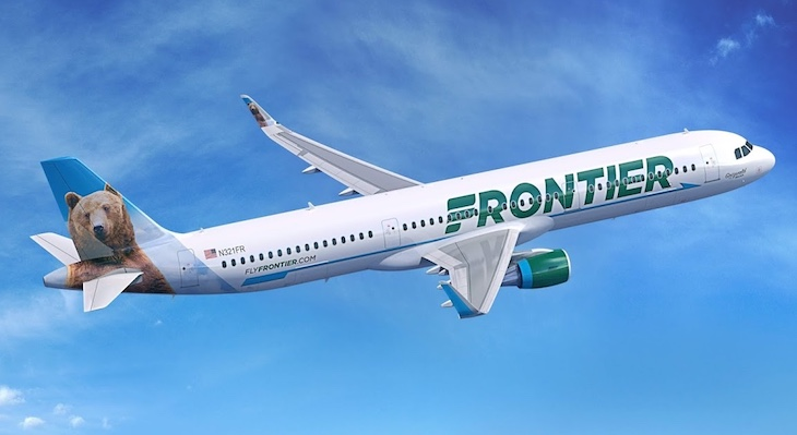 Frontier Airlines rejoining Sacramento Airport