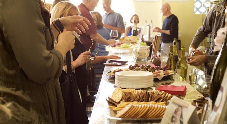 Edhat Readers Celebrate at Cebada Wine