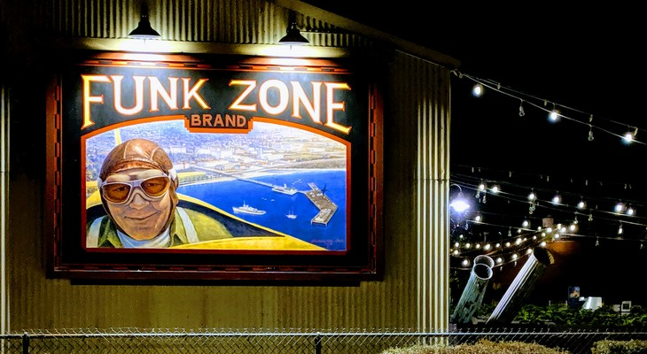 Sign or Mural? The Funk Zone Brand  title=