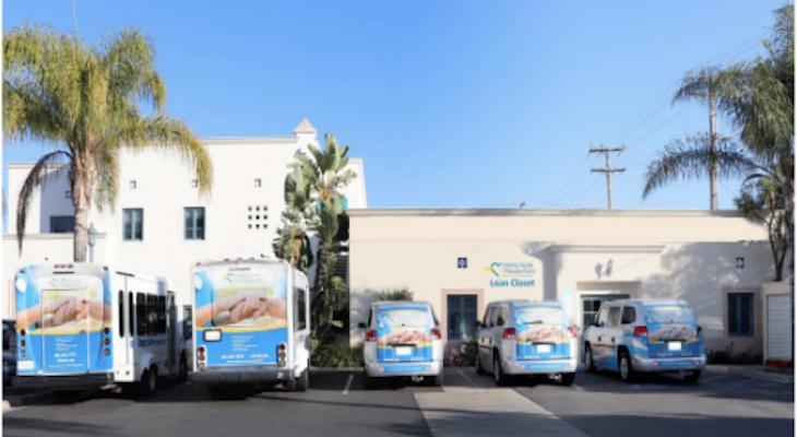 Visting Nurse & Hospice Care announces partnership with Easy Lift Transportation
