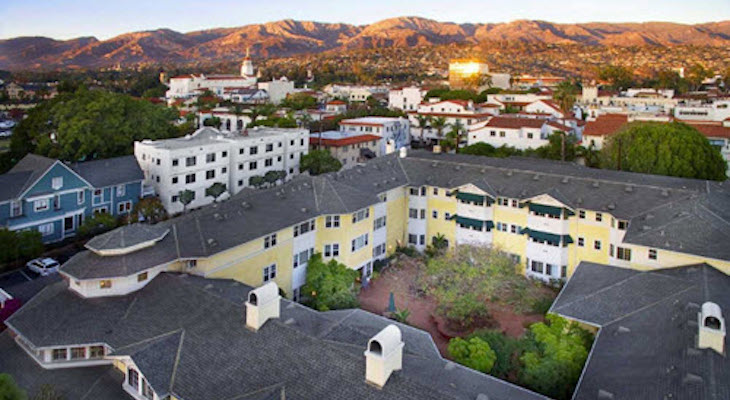 Housing Authority Buys Garden Court on De La Vina title=