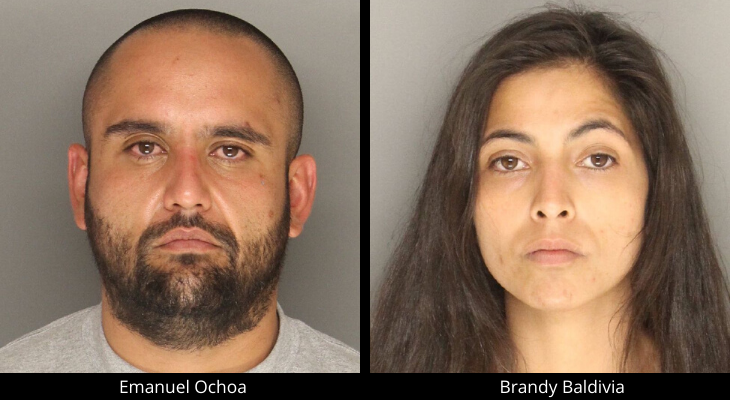 Suspects Arrested in Santa Maria Gas Station Robbery title=