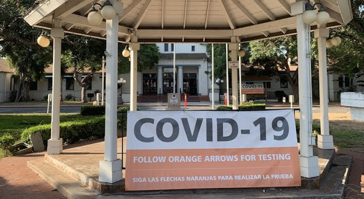 Expanded COVID-19 Testing Days at the Goleta Valley Community Center title=