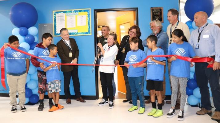 New Boys & Girls Club Kitchen Named After Nancy Weiss title=