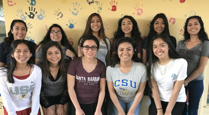 Girls Inc. First Graduates of College-Bound Program