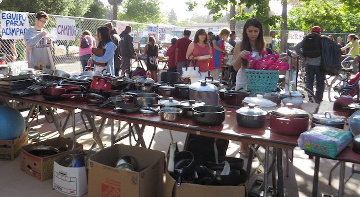 Isla Vista GIVE! Sale This Weekend
