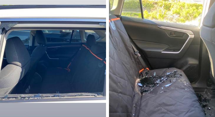 Vehicle Burglaries in Goleta