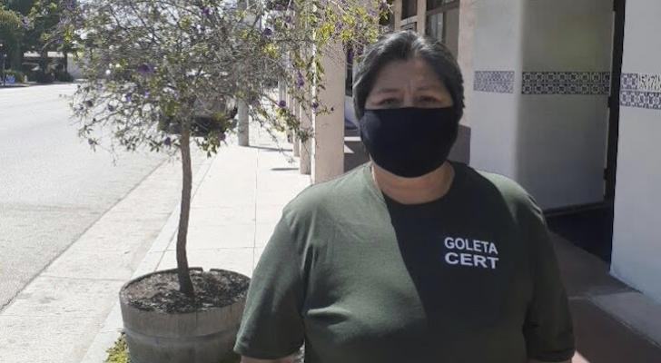 Goleta CERT Team Acts as Business Ambassadors During Pandemic title=