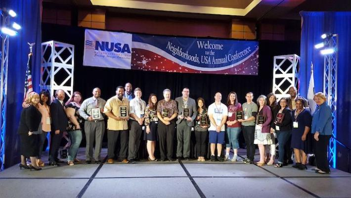 Goleta Old Town Community Association Wins National Recognition title=