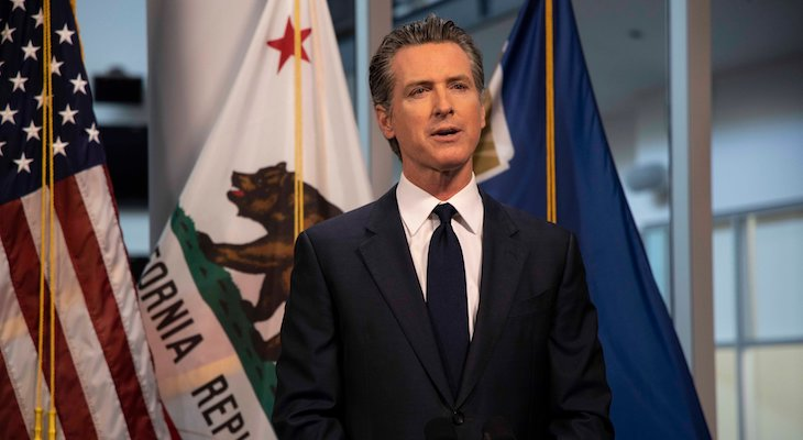 Governor Newsom Addresses Heat Wave, Wildfires, and COVID-19 title=