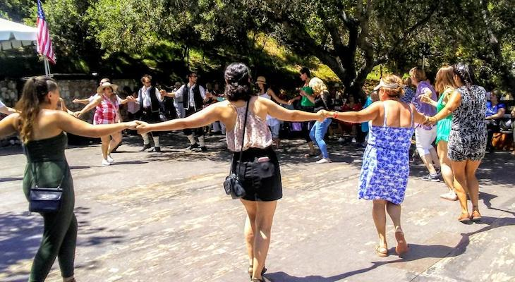 OPA! Santa Barbara Greek Festival Celebrates 46 Years title=