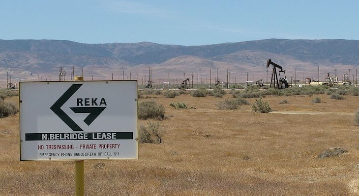 EPA Orders Greka Oil to Review Hazardous Waste Releases