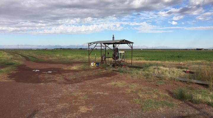 Shrinking Groundwater