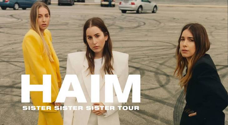 HAIM Is Coming to Santa Barbara Bowl title=