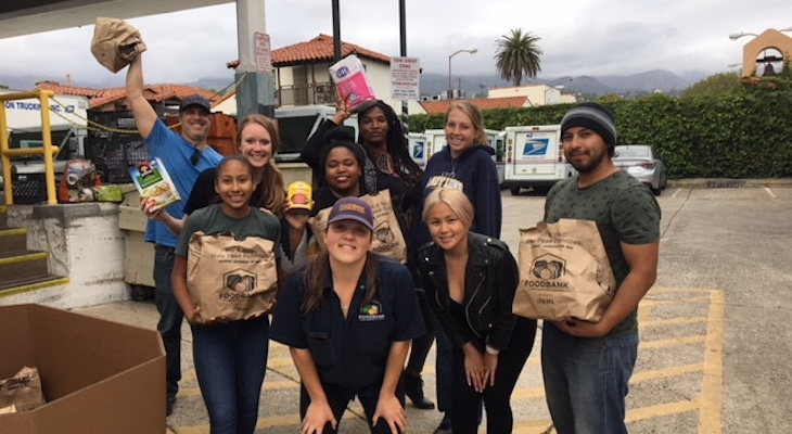 Foodbank Partners with Letter Carriers for 27th Annual Stamp Out Hunger Food Drive title=