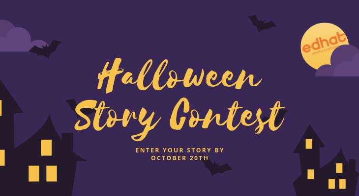 Enter Edhat's Halloween Story Writing Contest!