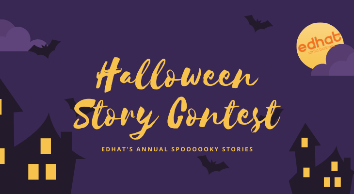 2020 Halloween Story Contest Winner Announced