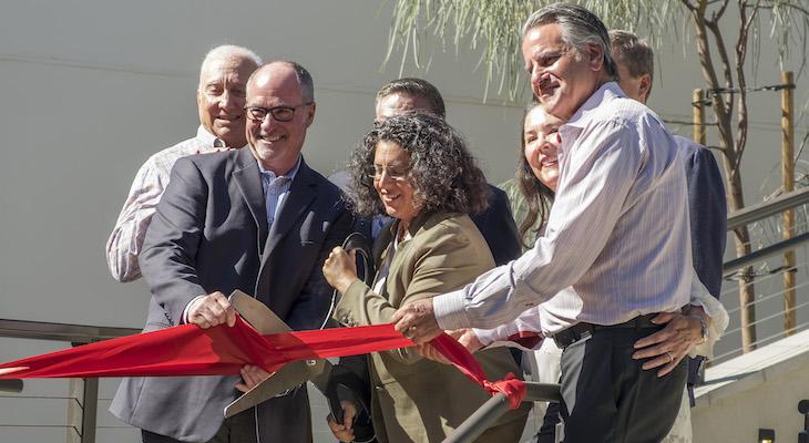 New Coast Village Plaza Unveiled title=