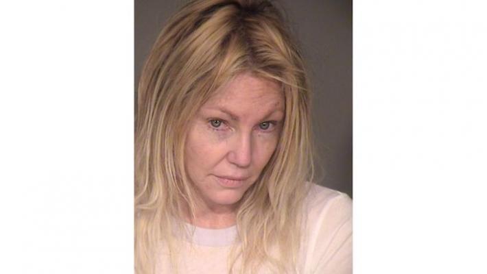 Heather Locklear Arrested in Thousand Oaks