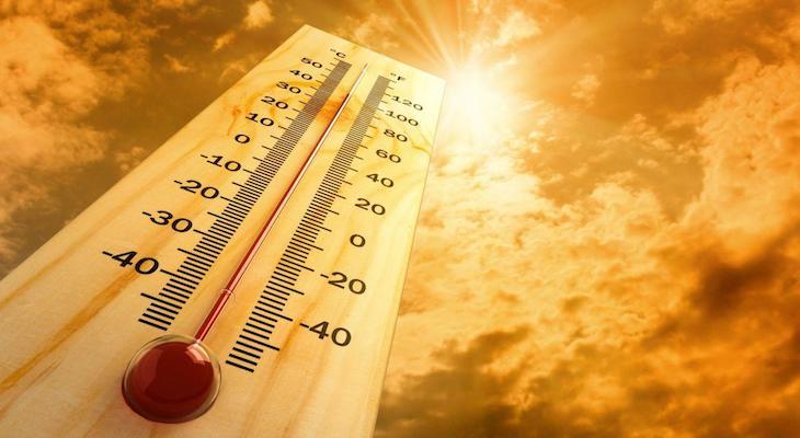 Heat Advisory for Santa Barbara County