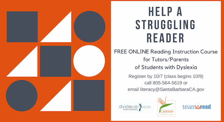 Learn How to Help Struggling Readers