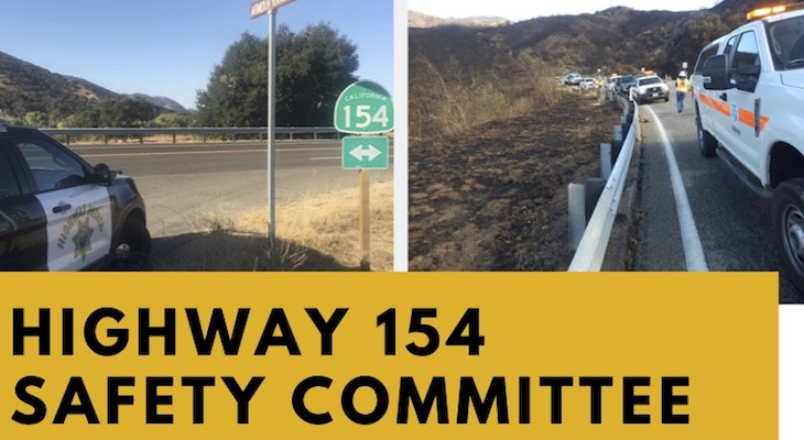 Highway 154 Safety Committee to Meet on September 29 title=