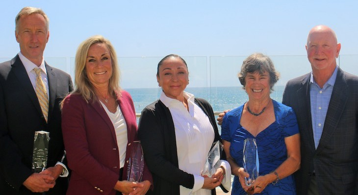 Three Honors Presented at 6th Annual Jewels by the Sea Luncheon