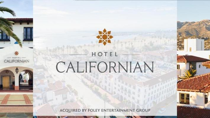 Hotel Californian Sold to Foley Entertainment Group