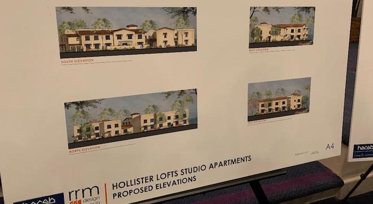 New Housing in Noleta?
