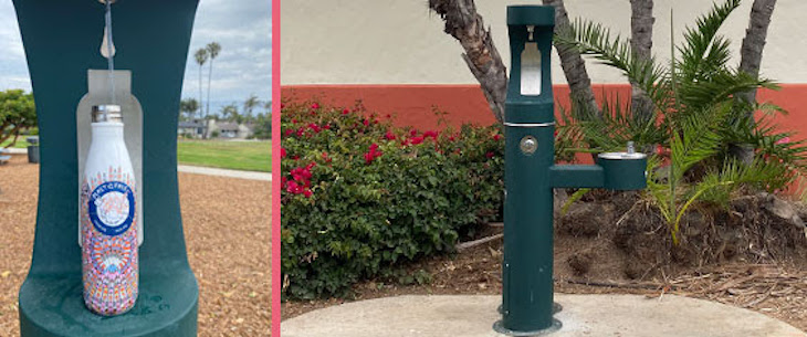 Two Hydration Stations Added to Santa Barbara Parks title=