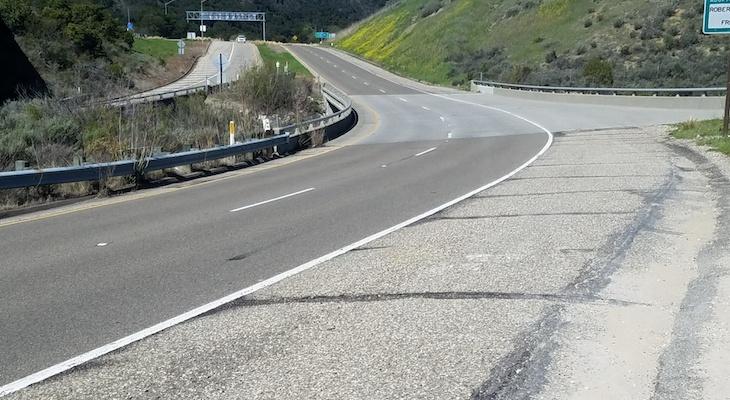 Caltrans Accelerates Repairs on SR-1 in Santa Barbara County