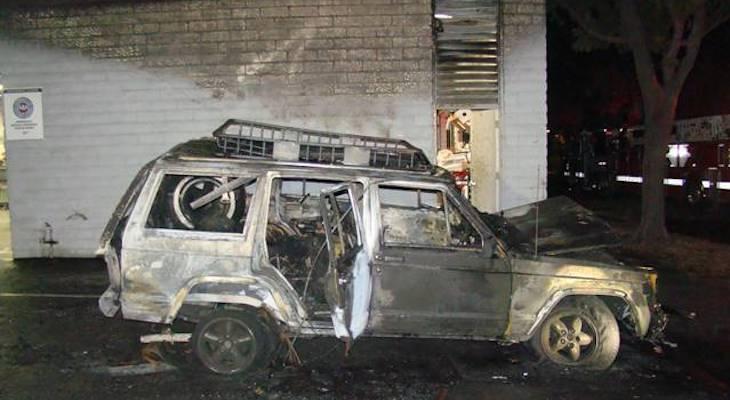 Online Fundraiser for Man Burned in Mastercraft Motors Car Fire