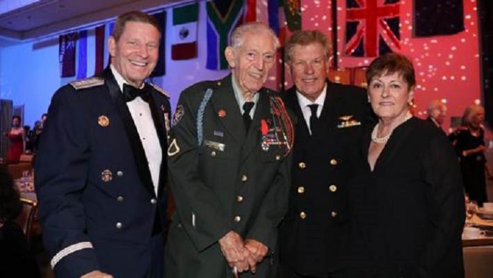 Military Ball for Veterans in Santa Barbara title=