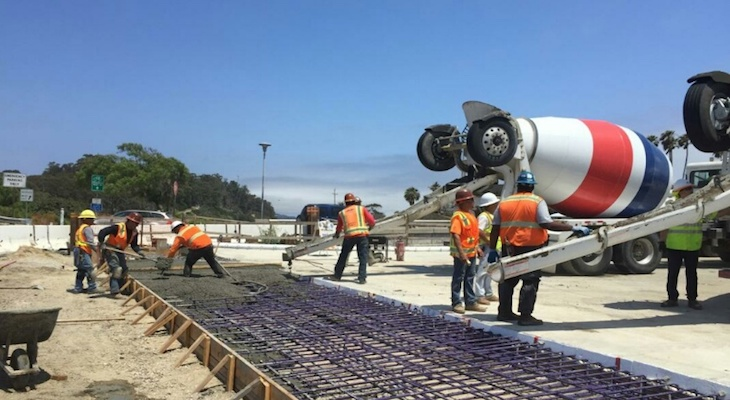 Goleta Beach Bridge Project Continues