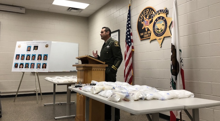 Narcotics Distribution Network Shut Down with 14 Arrests title=