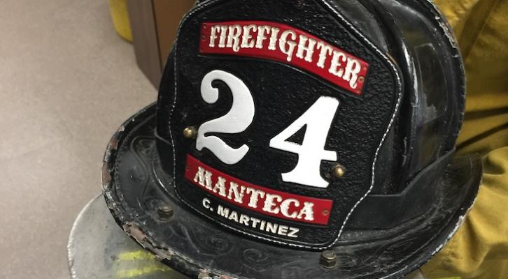 Two Men Charged with Stealing Firefighter Gear