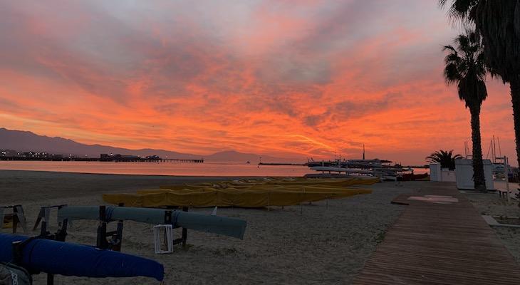 Santa Barbara Sunrise title=
