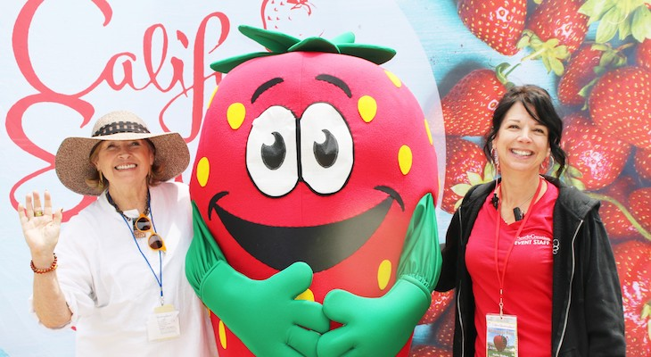 Local Wins California Strawberry Festival Recipe Contest title=
