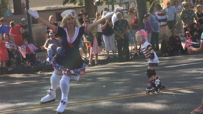 Carpinteria Independence Parade