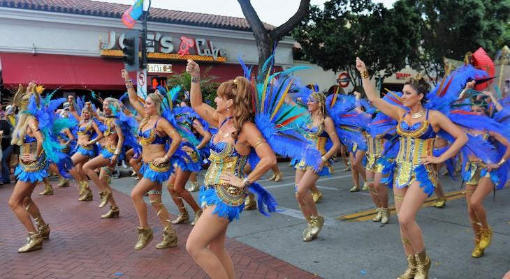 44th Annual Santa Barbara Summer Solstice Celebration title=