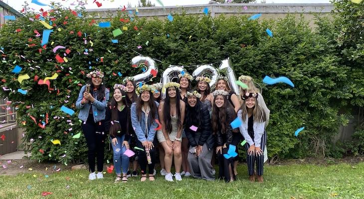 Eureka! Program Graduates Fifth Cohort of College-Bound Girls title=
