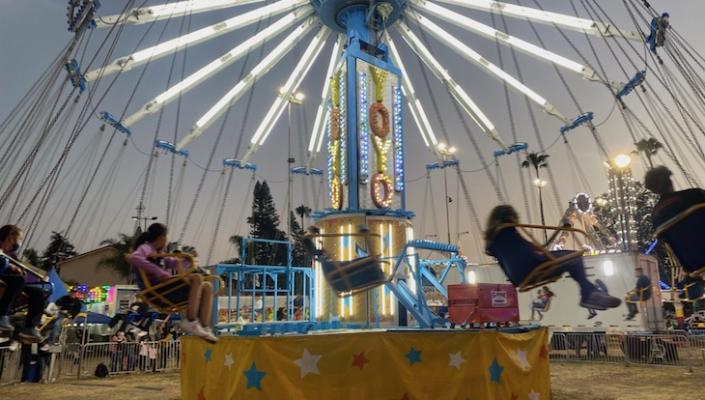 Saint Joseph's Carnival in Carpinteria title=