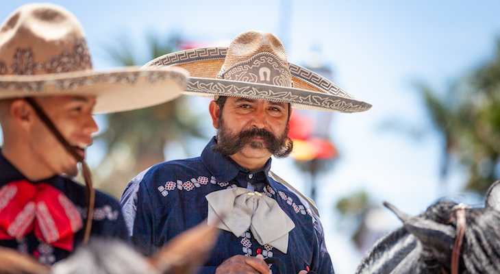 Fiesta Horse Parade and Winner Announced