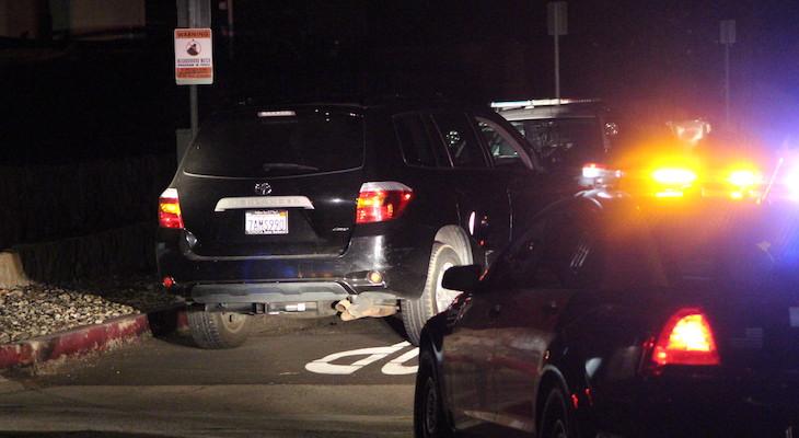 Arrest Following Stolen Vehicle Pursuit