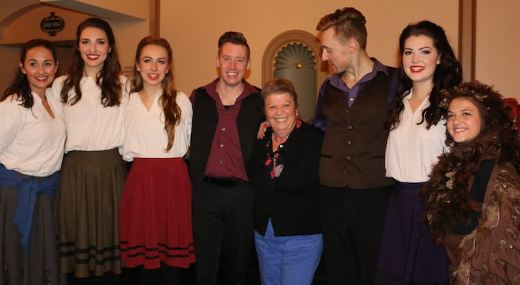 An Irish Christmas at the Granada title=